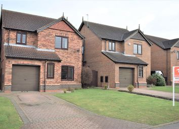 Thumbnail 3 bed detached house for sale in Sycamore Close, Barnetby