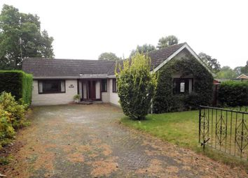 Thumbnail 3 bed bungalow for sale in Woodland Drive, Woodhall Spa