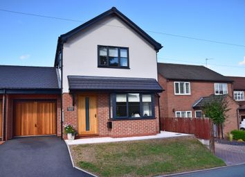 Thumbnail 3 bed link-detached house for sale in Green Lane, Eccleshall, Stafford