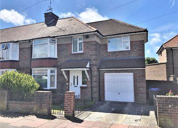 4 bed end terrace house for sale in Twitten Way, Tarring, Worthing, West Sussex BN14
