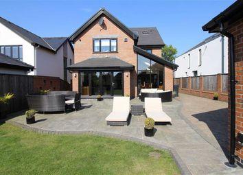 Thumbnail 5 bed detached house for sale in Miller Lane, Cottam, Preston