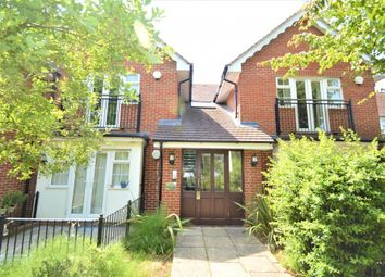 Thumbnail 2 bed flat for sale in Sadlers Court, Winnersh