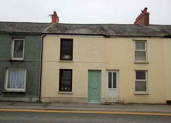 Thumbnail 2 bed terraced house for sale in Priory Street, Carmarthen, Carmarthenshire