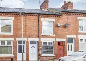 Thumbnail 2 bed terraced house for sale in Mount Road, Leicester