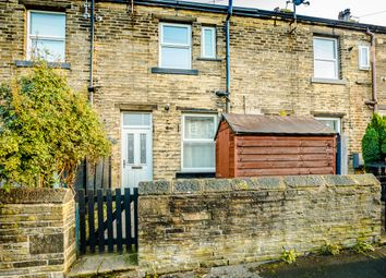 1 bed terraced house to rent in Park Place West, Lightcliffe, Halifax HX3
