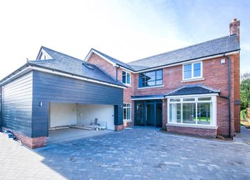 Thumbnail 5 bed detached house for sale in Lexden Road, West Bergholt, Colchester