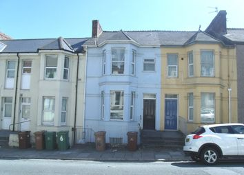 Thumbnail 3 bedroom maisonette to rent in Ashford Road, Plymouth