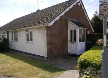Thumbnail 2 bedroom bungalow to rent in 49 Cricket Ground Road, Norwich
