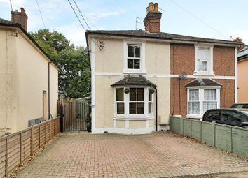 Thumbnail 2 bed semi-detached house for sale in Redehall Road, Smallfield, Surrey