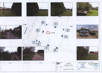 Thumbnail Land for sale in Helmsley Road, Rainworth, Mansfield