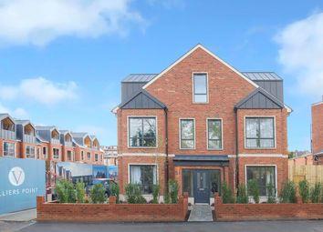 4 bed end terrace house for sale in Lower Marsh Lane, Kingston Upon Thames KT1