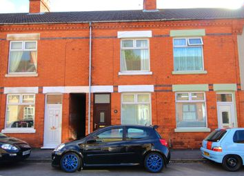 Thumbnail 2 bed terraced house to rent in Albert Road, Coalville
