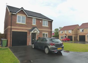 Thumbnail 4 bed detached house for sale in Maplewood Drive, Middlesbrough