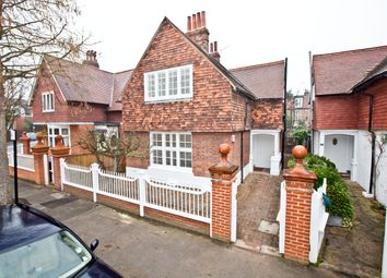 Thumbnail 3 bed detached house for sale in Marlborough Crescent, London