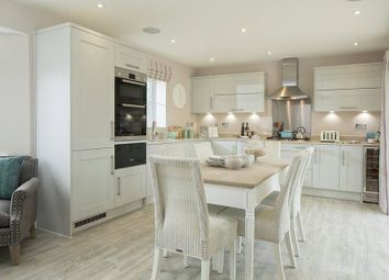 "Thumbnail 3 bed detached house for sale in ""The Datchet With Garden Room"" at Broughton Road, Banbury"