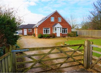 Thumbnail 6 bed detached house for sale in Upavon Road - North Newnton, Pewsey