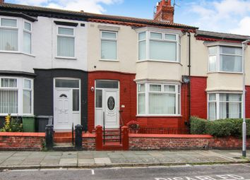 Thumbnail 4 bed terraced house for sale in Parkhill Road, Birkenhead
