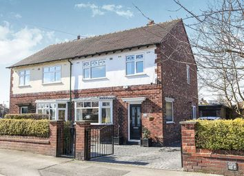 Thumbnail 3 bed semi-detached house for sale in Woodlands Park Road, Offerton, Stockport