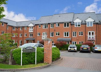 Thumbnail 2 bed flat for sale in Abraham Court, Oswestry