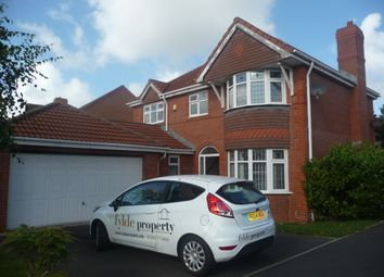 Thumbnail 4 bed detached house to rent in Bordeaux Crescent, Bispham