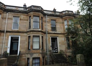 Thumbnail 1 bed flat to rent in Hillhead Street, Glasgow