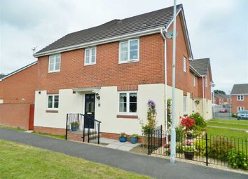 Thumbnail 3 bedroom end terrace house for sale in Heol Y Gors, Townhill, Swansea