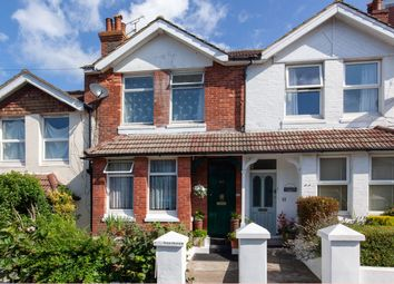 Thumbnail 2 bedroom end terrace house for sale in Havelock Road, Bexhill-On-Sea