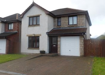 Thumbnail 4 bed detached house to rent in Waterfurs Drive, Falkirk