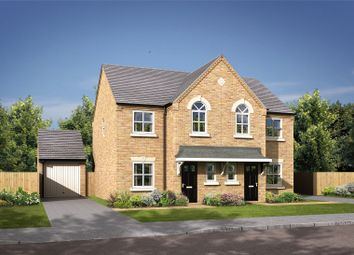 Thumbnail 3 bed mews house for sale in Mill Pool Way, Sandbach, Cheshire