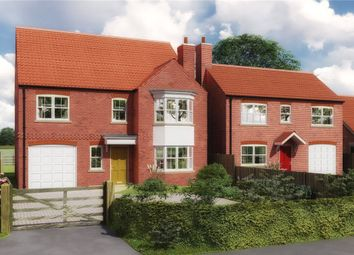 4 bed detached house for sale in Applegarth (Plot D), Main Street, Linton On Ouse, York YO30