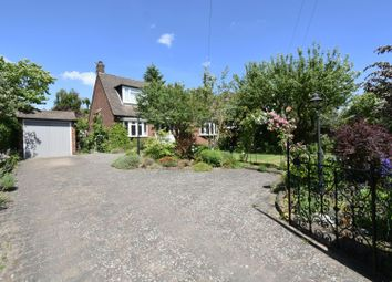 Thumbnail 3 bed detached house for sale in Little Heath Road, Chobham