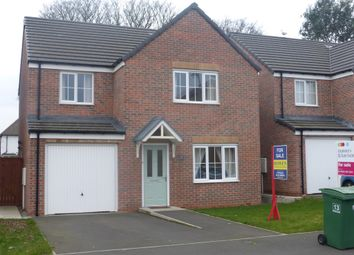 Thumbnail 4 bedroom detached house for sale in Robinson Close, Hartlepool