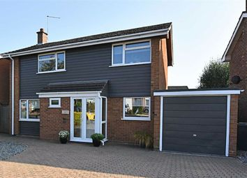 Canada Way, Worcester WR2. 3 bed detached house