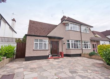 Thumbnail 3 bed semi-detached house for sale in West Avenue, Pinner, Middlesex