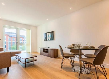 Thumbnail 1 bed flat to rent in Faulkner House, Fulham Reach, Distillery Road, Hammersmith, London