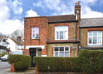 Thumbnail 3 bedroom flat for sale in Algiers Road, London