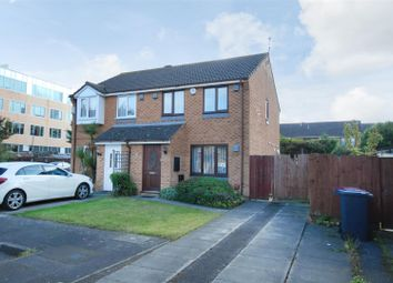 Thumbnail 3 bed semi-detached house for sale in Pearl Gardens, Cippenham, Slough