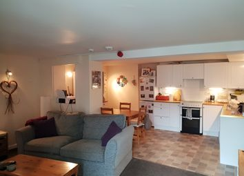 Thumbnail 1 bed flat to rent in Penare Terrace, Penzance