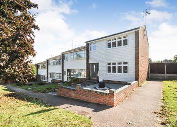 3 bed end terrace house for sale in Burnside, Sawbridgeworth, Hertfordshire CM21