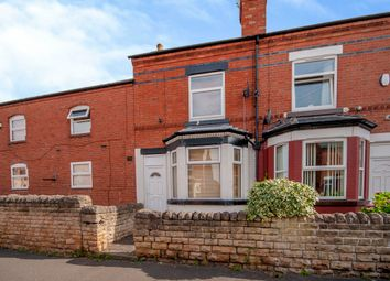 Thumbnail 3 bedroom terraced house for sale in Clarges Street, Bulwell, Nottingham