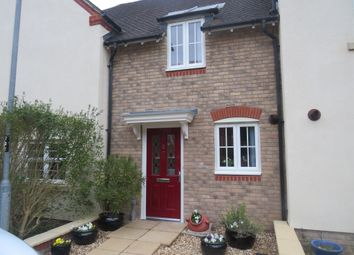 Thumbnail 2 bed terraced house for sale in Bridgewater Close, Salisbury