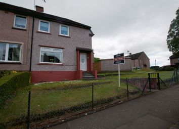 Thumbnail 2 bed semi-detached house for sale in Firs Road, Tullibody, Alloa