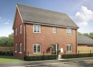 Thumbnail 3 bed detached house for sale in Plot 6A, The Mere, Abbey Walk, Swineshead, Boston