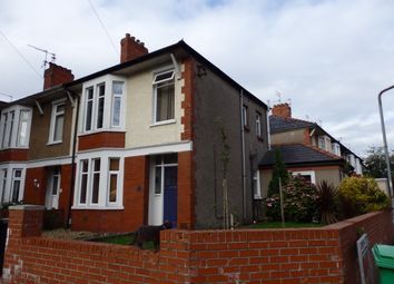 Thumbnail 3 bedroom end terrace house to rent in College Road, Llandaff North, Cardiff