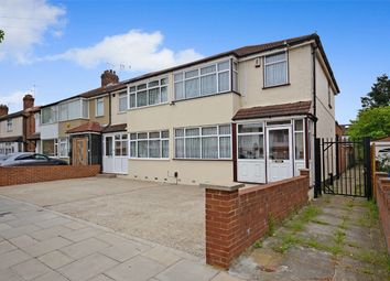 Thumbnail 3 bed end terrace house for sale in Empire Road, Perivale, Greenford, Middlesex
