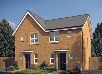 Thumbnail 3 bed terraced house for sale in Cochrina Place, Rosewell