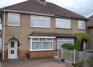 Thumbnail 3 bed detached house for sale in Moor Lane, Upminster