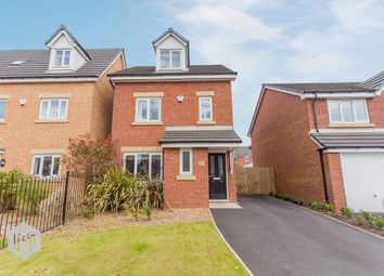 Thumbnail 4 bed detached house for sale in Moss Lane, Worsley, Manchester