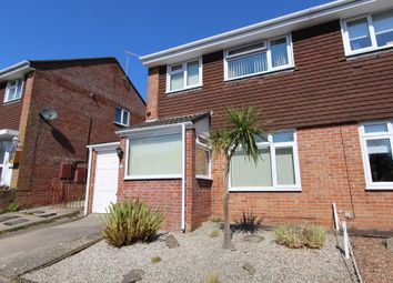 Thumbnail 3 bed semi-detached house for sale in Trengrouse Avenue, Torpoint