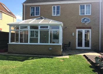 Thumbnail 4 bed detached house for sale in The Limes, Whittlesey, Peterborough